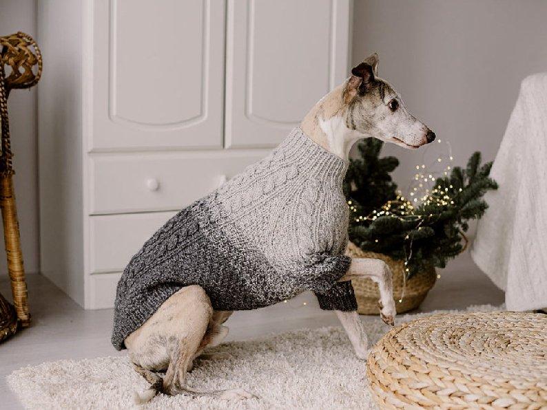 Woollen Wool Shop Woollen Whippet Jersey