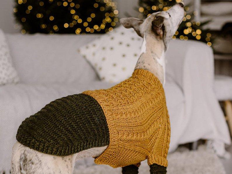 Woollen Wool Shop Woollen Whippet Sweater