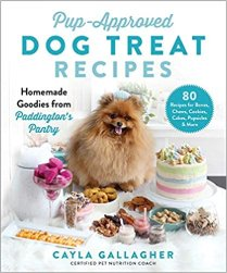 Pup-Approved Dog Treat Recipes by Cayla Gallagher
