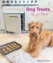 Homemade Dog Treats: Recipe Book Hardcover by Seddon Neudorfer