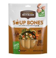 Rachael Ray Nutrish Soup Bones Longer Lasting Dog Treat Chews