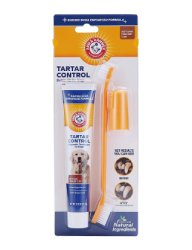 Arm and Hammer Dog Toothpaste Kit