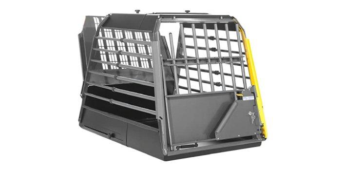 VarioCage Single Crash Tested Dog Transport Kennel by MIMsafe