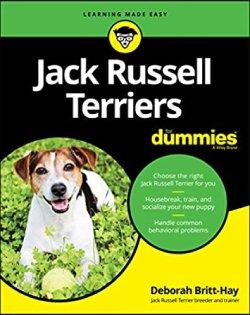 Jack Russell Terriers For Dummies by Deborah Britt-Hay