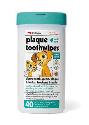 Petkin Dog Toothwipes